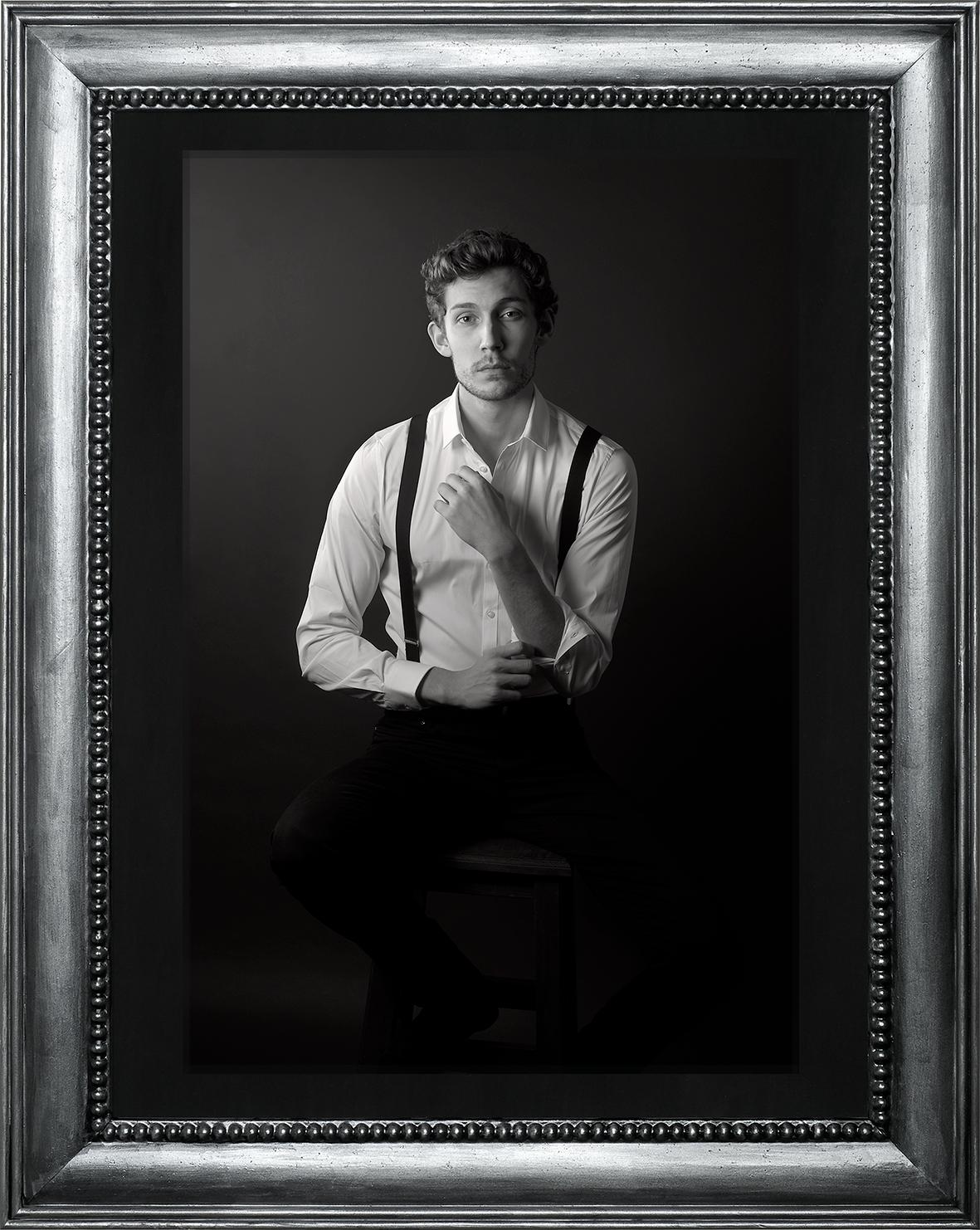 Portrait Image Latente Avance